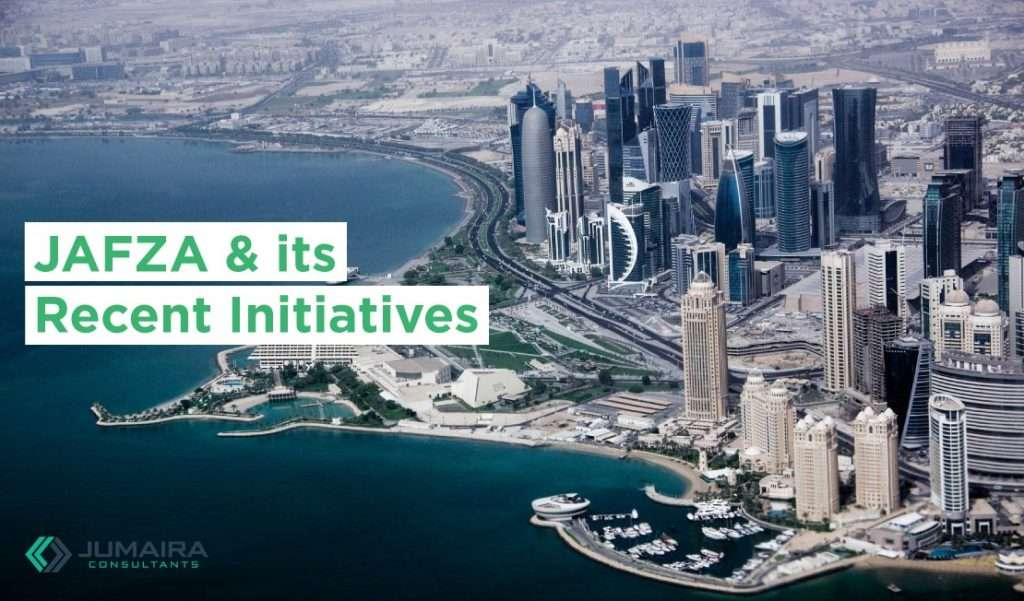 JAFZA & its Recent Initiatives