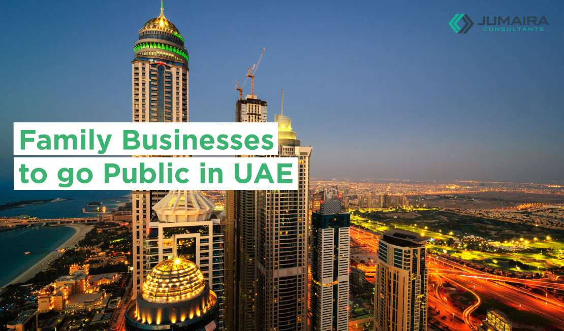 Family Businesses to go Public in UAE